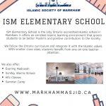Islamic Society of Markham – Markham Masjid